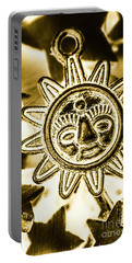 Tribal Suns  Portable Battery Charger