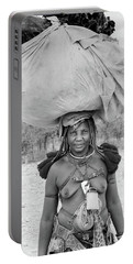 Tribes Portrait Portable Battery Charger