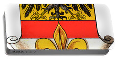 Triest Coat Of Arms 1467-1919 Portable Battery Charger