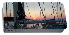 Trieste Sunset Portable Battery Charger
