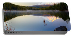 Trillium At Dawn Portable Battery Charger