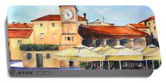 Trogir, Croatia Portable Battery Charger