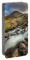 Tryfan Mountain North Wales Portable Battery Charger