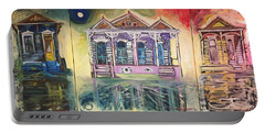 Tryptic On The Bayou New Orleans Portable Battery Charger