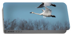 Tundra Swan Duo Portable Battery Charger
