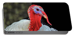 Turkey Tom Portable Battery Charger