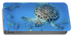 Turning Turtle Portable Battery Charger