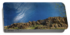 Tuscon Clouds Portable Battery Charger