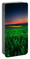 Twilight Fields Portable Battery Charger