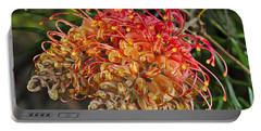 Two Aussie Grevilleas Flowers  Portable Battery Charger