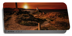 Twr Mawr Lighthouse Anglesey Portable Battery Charger