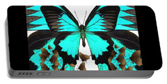 U Is For Ulysses Butterfly Portable Battery Charger
