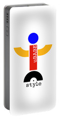 uBABE Dude Portable Battery Charger