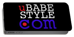 Ubabe Style Dot Com Portable Battery Charger