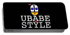 Ubabe Style Url Portable Battery Charger