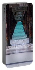 Under The Pier #3 Opf Portable Battery Charger
