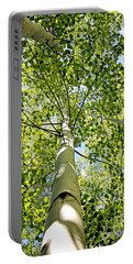 Under The Tall Aspens Portable Battery Charger