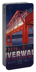 Union Railroad Bridge - Riverwalk Portable Battery Charger