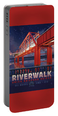 Union Railroad Bridge - Riverwalk Portable Battery Charger