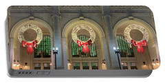 Union Station Holiday Portable Battery Charger