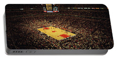 United Center Chicago Il Usa Portable Battery Charger