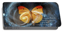 Universal Butterfly Portable Battery Charger