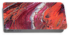 Unknown Taste. Abstract Fragment 2 Portable Battery Charger