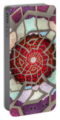 Untitled Meditation Portable Battery Charger