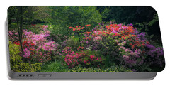 Urban Flower Garden Portable Battery Charger