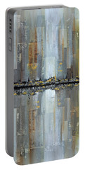 Urban Reflections Diptych Portable Battery Charger