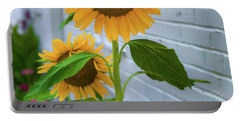 Urban Sunflower Portable Battery Charger