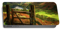 Valley Gate Snowdonia Portable Battery Charger