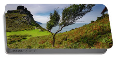 Valley Of The Rocks Portable Battery Charger