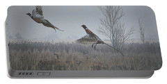 Valley Pheasants Portable Battery Charger