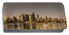 Vancouver Golden Light Hour Portable Battery Charger