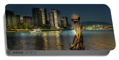 Vancouver Sunset Portable Battery Charger