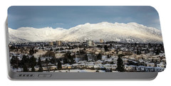 Vancouver Winterscape Portable Battery Charger