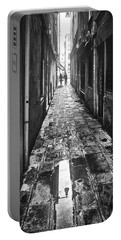 Venetian Alley Portable Battery Charger