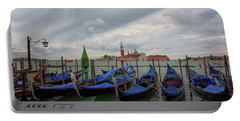 Venice Gondola's Grand Canal Portable Battery Charger