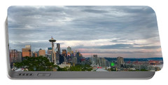 View From Queen Anne, Portable Battery Charger