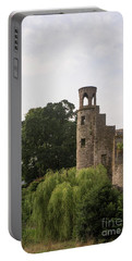View Of The Blarney Tower Portable Battery Charger
