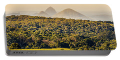 View To The Sunshine Coast Portable Battery Charger