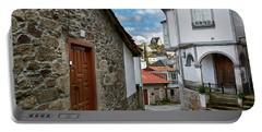 Vila Castro Caldelas - Ourense, Galicia, Spain Portable Battery Charger