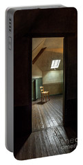 Portable Battery Charger featuring the photograph Vincent Van Gogh's Room by Craig J Satterlee