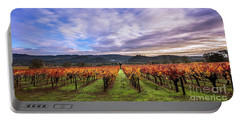Vineyard Beauty Portable Battery Charger