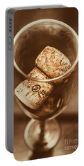 Vintage Vino Portable Battery Charger