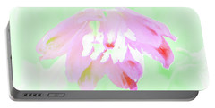 Violet Red Islamic Flora Portable Battery Charger
