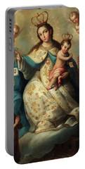Virgin Of Mercyu Portable Battery Charger
