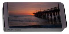 Virginia Beach Sunrise Portable Battery Charger
