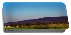 Virginia Mountain Landscape Portable Battery Charger